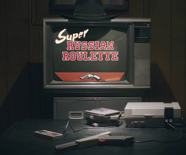 Super Russian Roulette for the NES: Deer Hunt