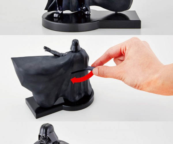 Darth Vader Toothpick Dispenser: Use the Floss, Luke