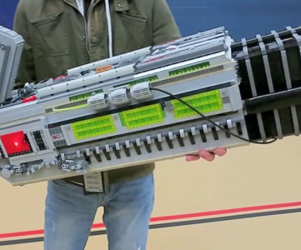 Doom BFG 9000 Made from LEGO