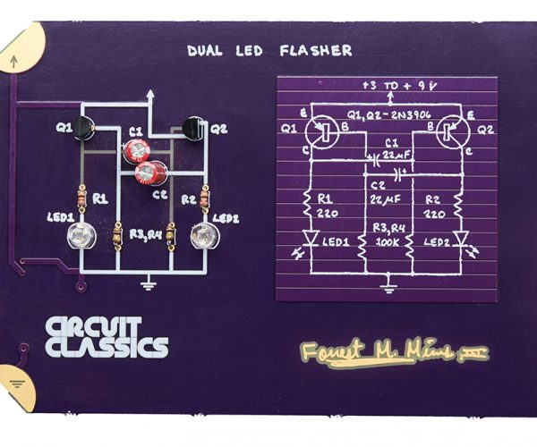 Circuit Classics: Getting Restarted in Electronics
