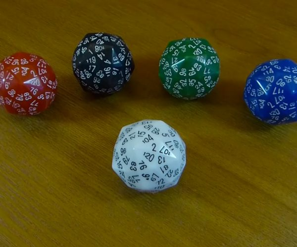 120-Sided Die: Mathfinder