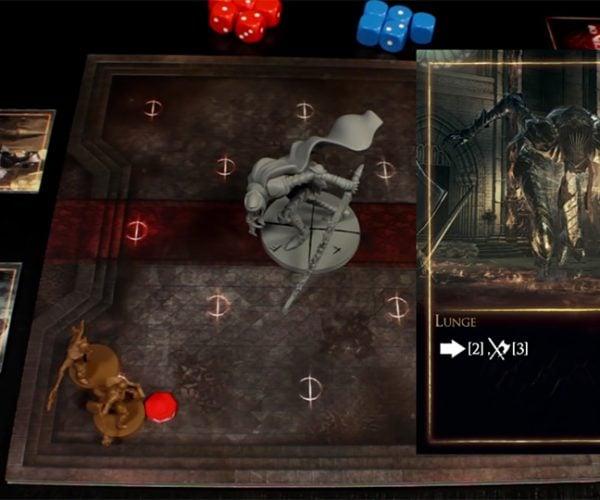 Dark Souls –The Board Game: Prepare to Dice