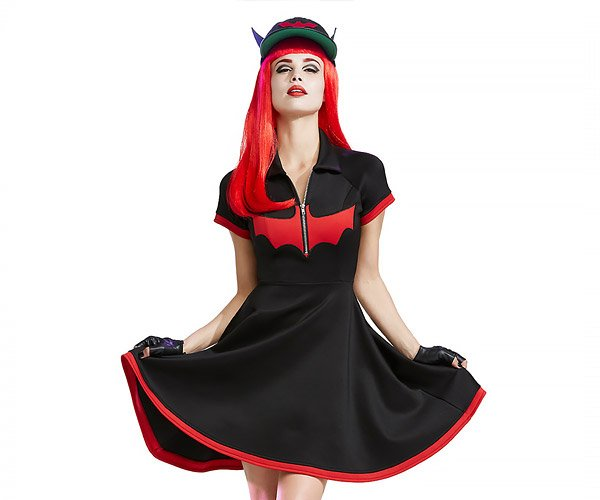 Hot Topic DC Comics Bombshells Collection: What is This? Clothing by Ant!?
