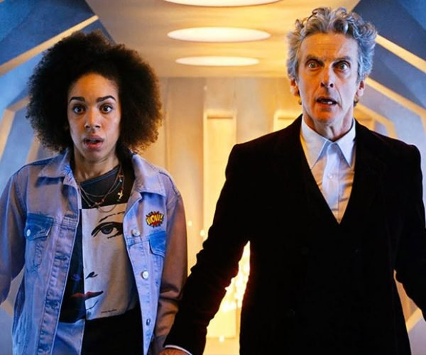 "Doctor Who's New Companion: A Girl Named ""Bill"""