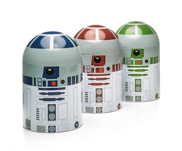Star Wars Droid Kitchen Containers: The Coffee You're Looking for