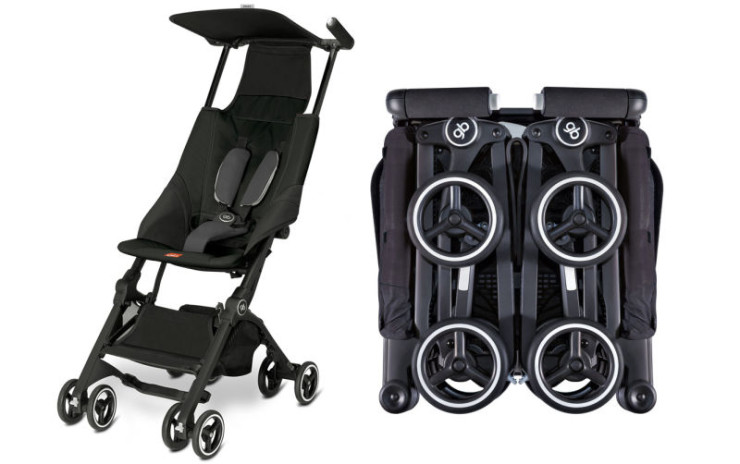 Gb Pocket The World S Most Compact Folding Stroller