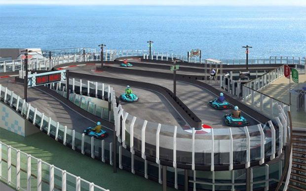 gokart_cruise_ship_1