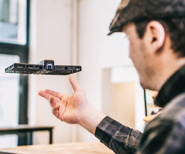 Hover Camera Drone: Khalisah Bint Sinan al-Jilani, Westerlund News