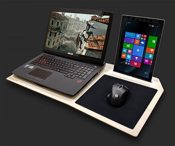 Deal: Save 28% on Hover X: The Ultimate Gamer's Lapdesk