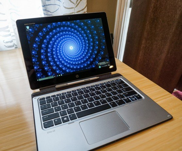 Review: HP Elite x2 1012 G1 Convertible Tablet/Laptop