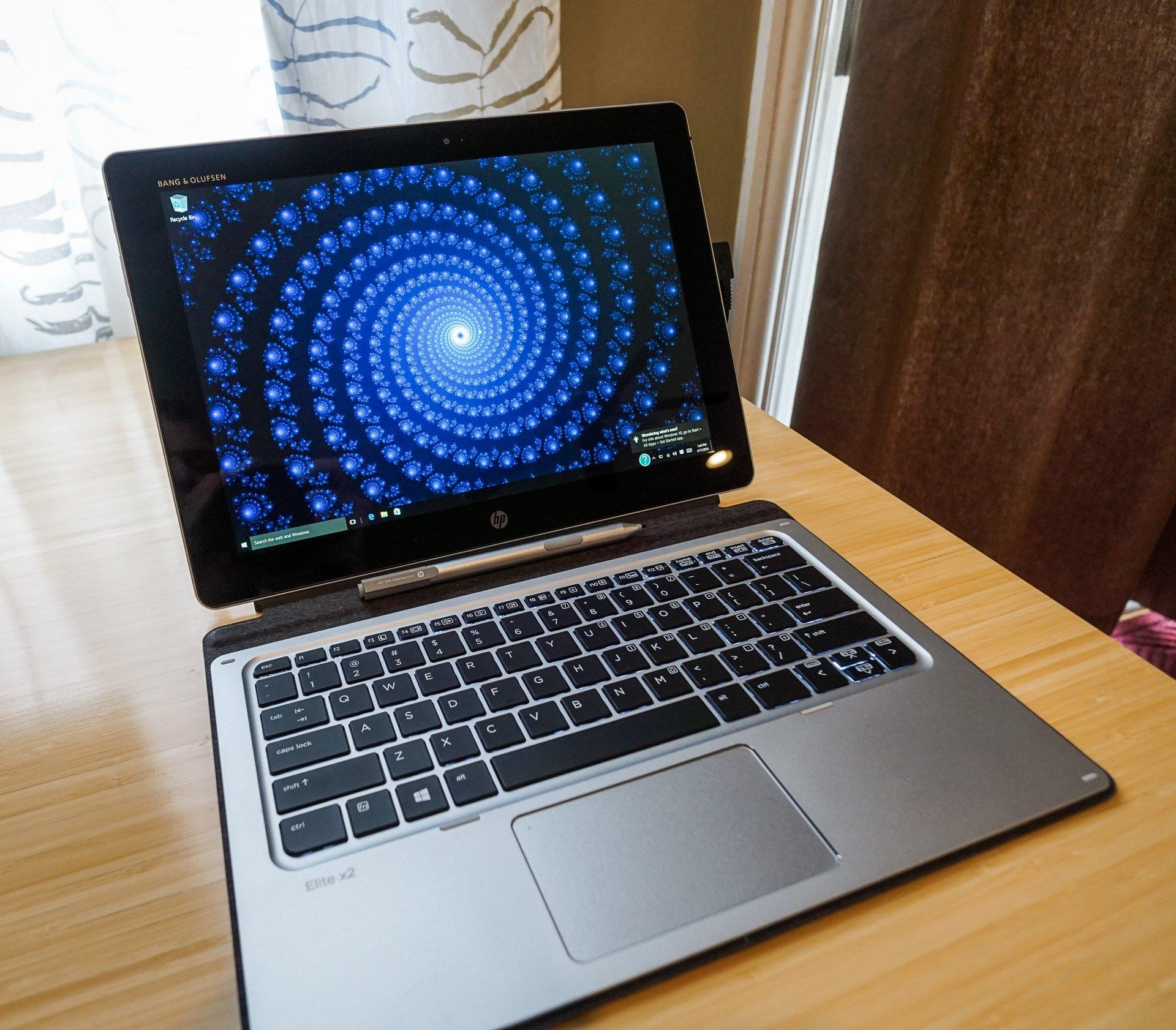 Review: HP Elite x2 1012 G1 Convertible Tablet/Laptop