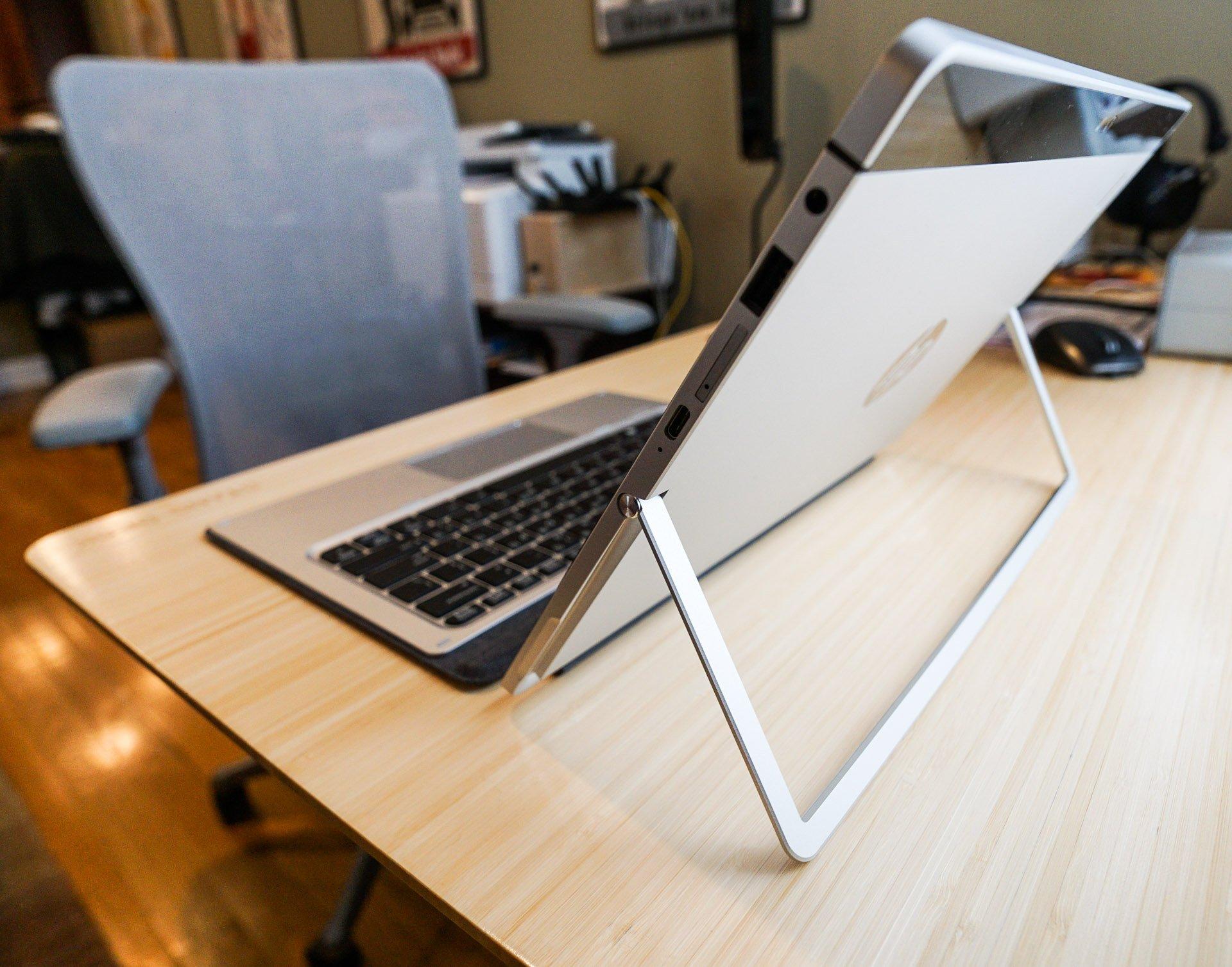 Review Hp Elite X2 1012 G1 Convertible Tablet Laptop