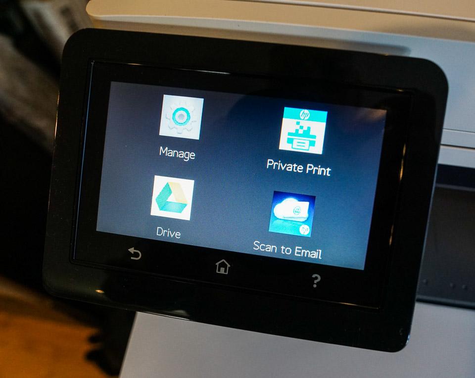 Hp Color Laserjet M Print Configuration Page