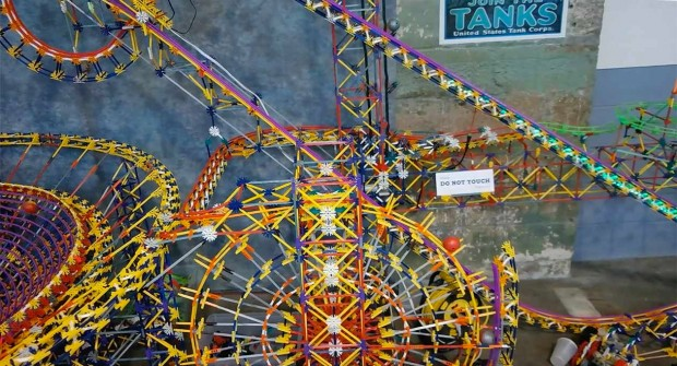 largest_knex_ball_contraption_1
