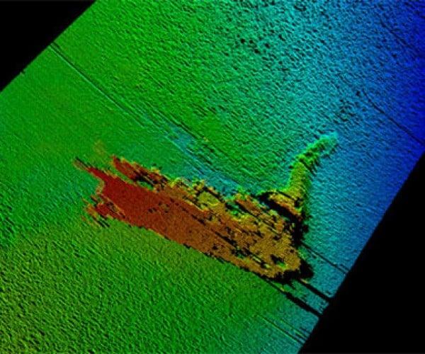 Scientists Find Nessie at Bottom of Loch Ness