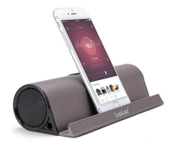 Deal: Lugulake Portable Bluetooth Speaker Dock