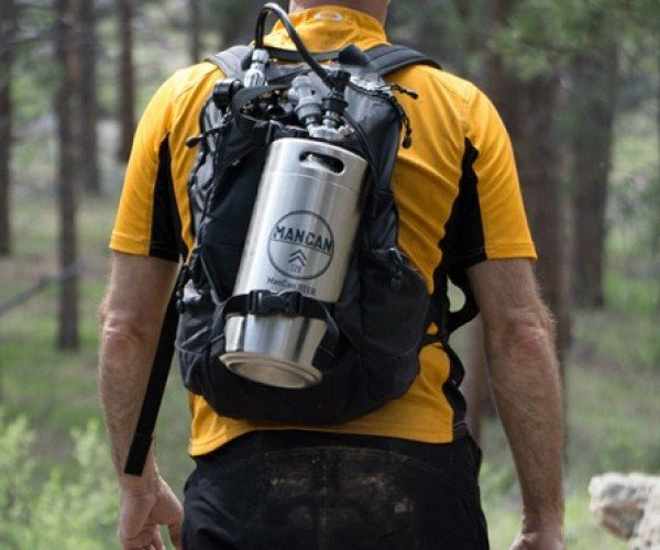 ManCan Lets You Take Your Keg Anywhere