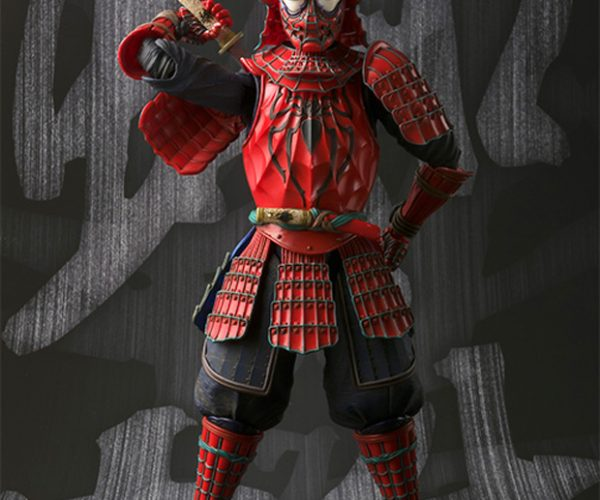 Manga Realization Samurai Spider-Man: Does Whatever His Daimyo Wants