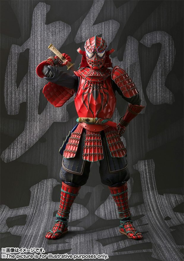 manga_realization_samurai_spider-man_by_tamashii_nations_bandai_1