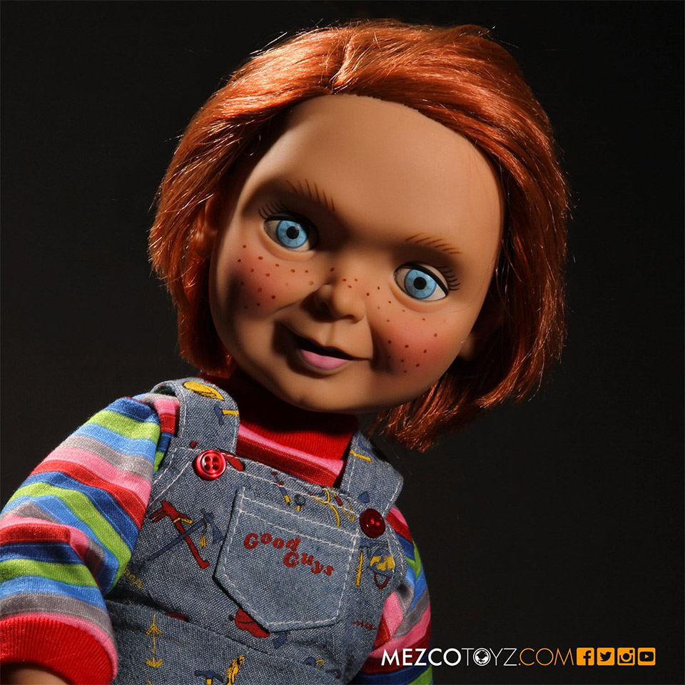 Child's Play Good Guys Talking Doll: Friends To The End