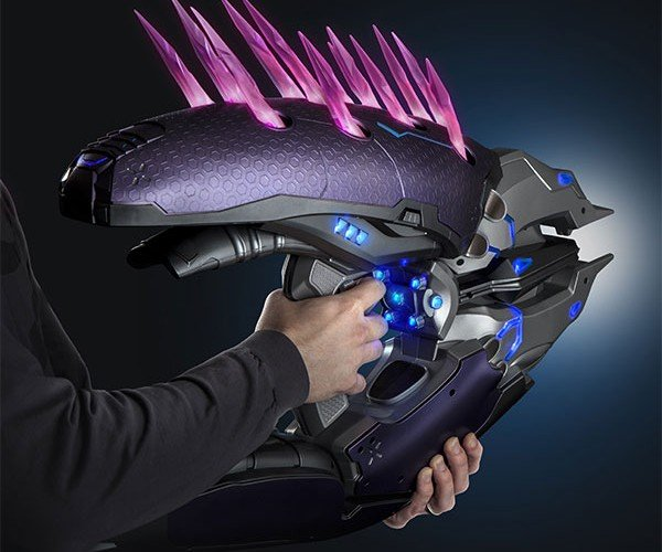 Halo Needler is Massive and Motorized