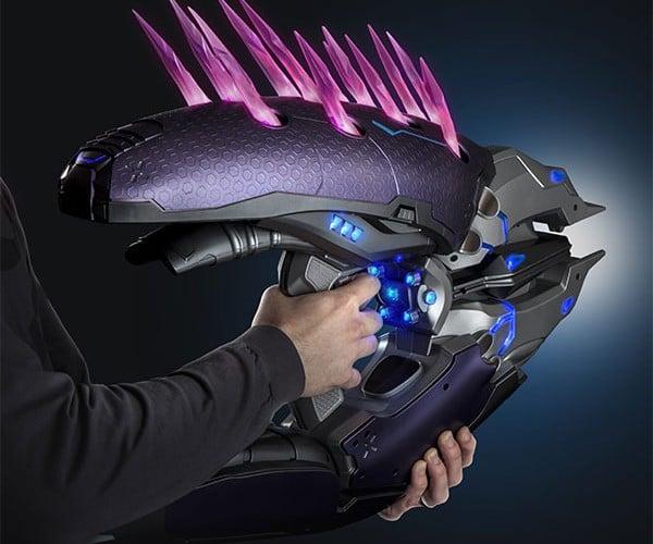 Halo Needler is Massive and Motorized