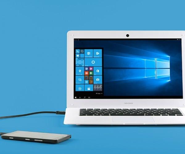 NexDock Laptop Dock: Atrix Reloaded