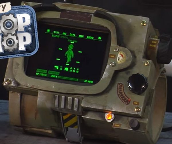 Make Your Own Fallout 4 Pip-Boy