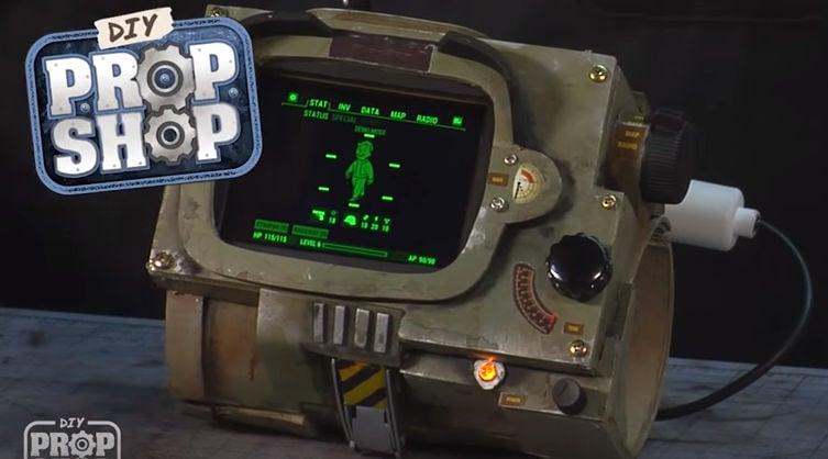 Make Your Own Fallout 4 Pip Boy Technabob