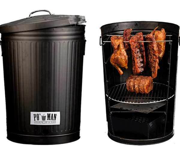 The Po' Man Charcoal Grill