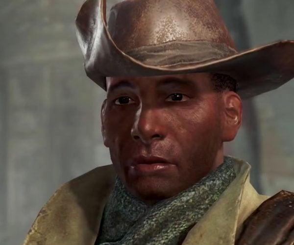 Preston Garvey Asks for Help in Prank Call