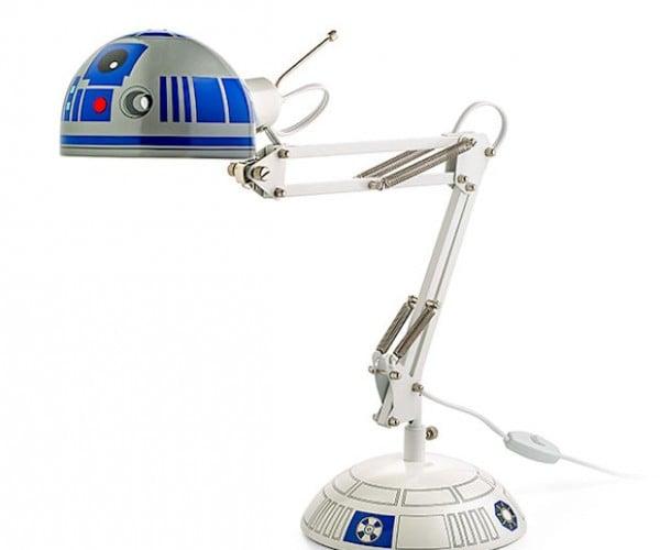 R2-D2 Meets Luxo, Jr.