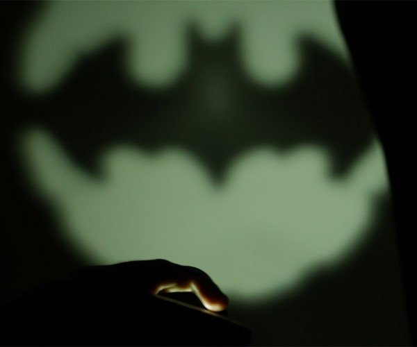 Summon Batman with Your Smartphone