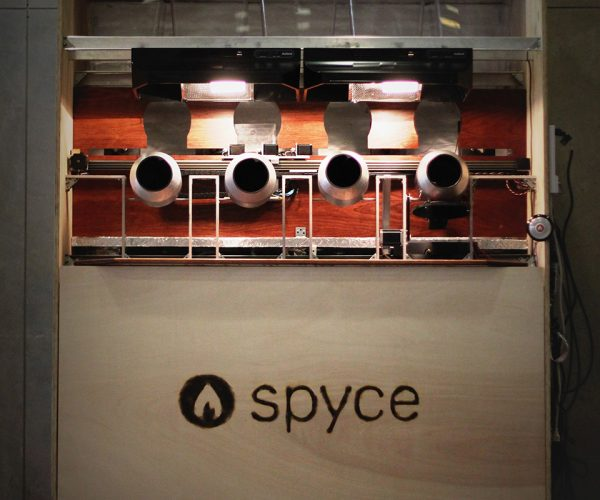 Spyce Kitchen Fully Automated Restaurant: Cooking Master Bot