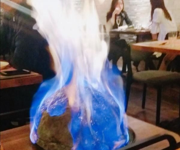 The Bomb Pizza Is a Fiery Feast from Korea