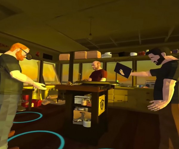 The FOO Show Virtual Reality Talk Show: Spooky Boogie