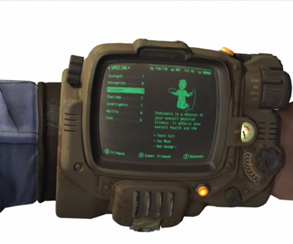 Introducing: The New Pip-Boy