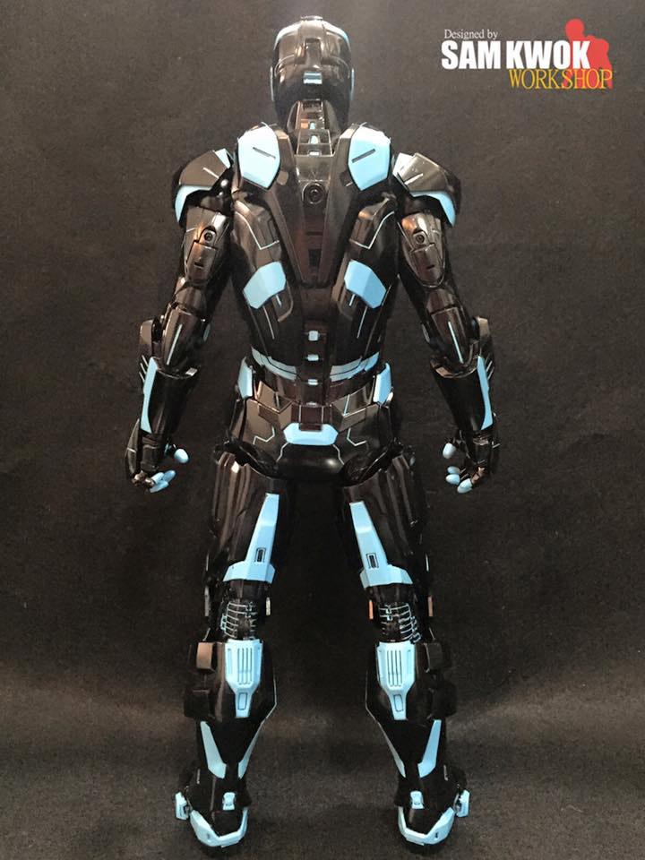 Iron Man + TRON = TRONMan - Technabob