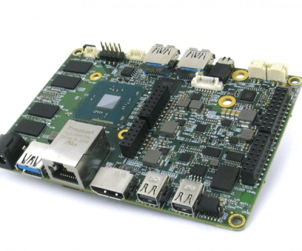 UDOO X86 Intel PC with Arduino 101: Double Board Computer