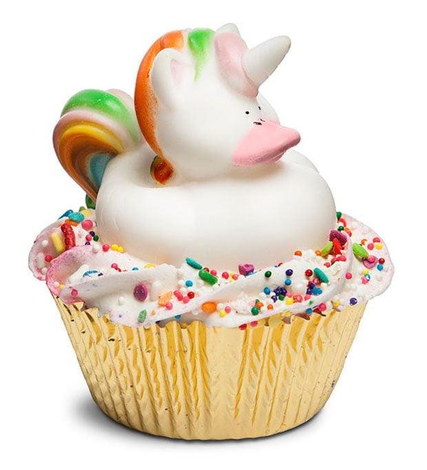 Magical Unicorn Cupcake Bath Bomb Looks Delicious Isn T