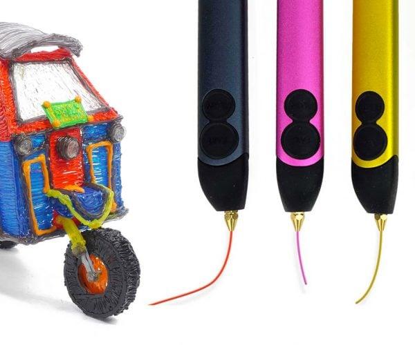 3Doodler Create Pen Continues to Refine Its 3D Line