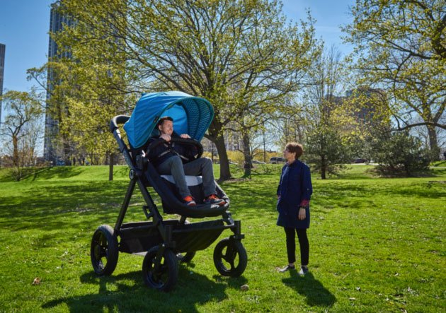 Adult Baby Stroller You Ll Have To Push The Pram A Lot