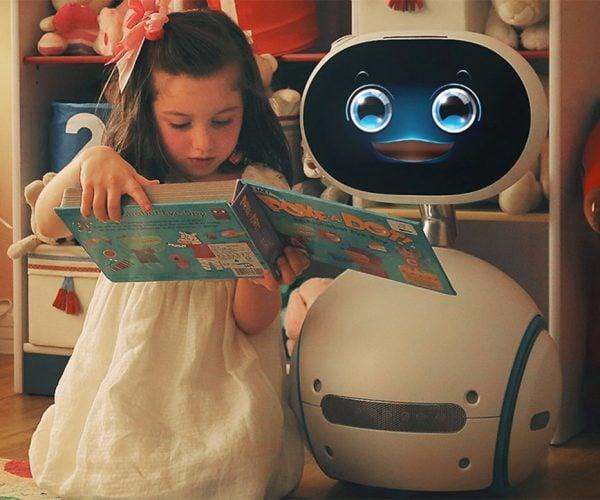 Asus Announces Zenbo: A Cute, $600 Home Robot