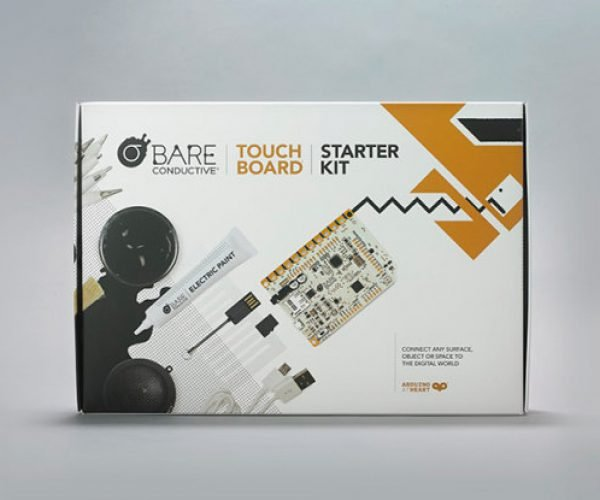 Deal: Touch Board DIY Starter Kit