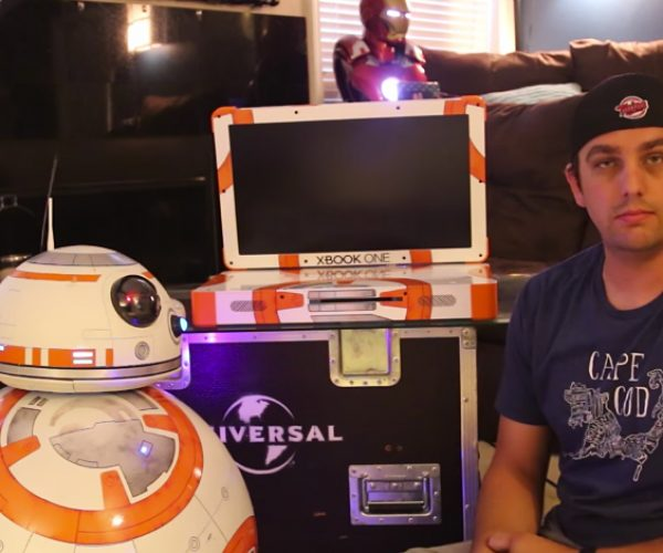 BB-8 Xbox One Laptop: All-in-One Droid & Gaming System