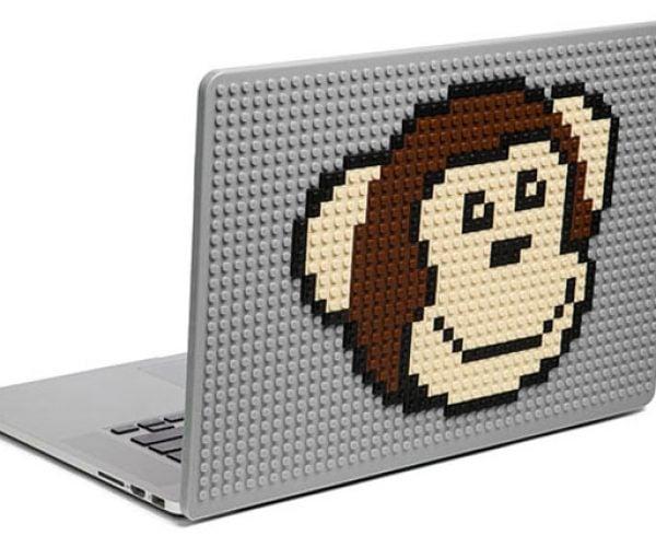 Brik Books Build-on MacBook Cover Adds Glorious Blocky Bulk