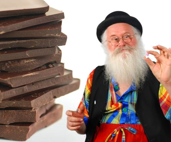 This Pill Makes Your Farts Smell like Chocolate