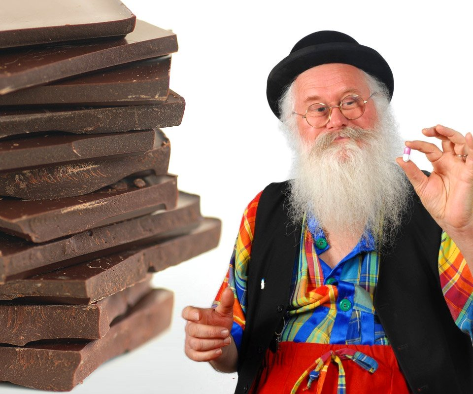 This Pill Makes Your Farts Smell like Chocolate - Technabob