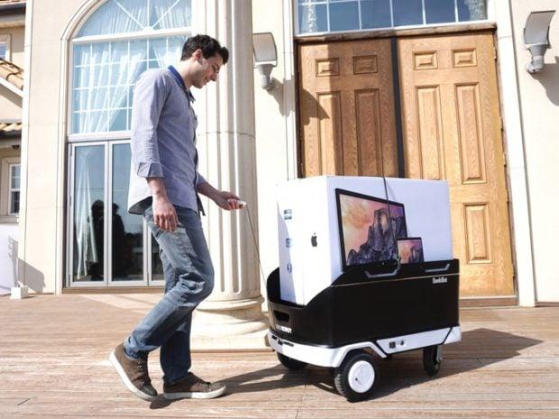 donkibot_auto-follow_trolley_robot_1