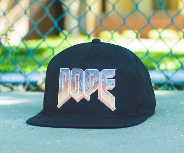 Dope x Hat Club Doom Cap: SnapMaps Map